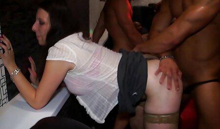 Mamá ver videos porno amateur garganta profunda, corrida a las tetas